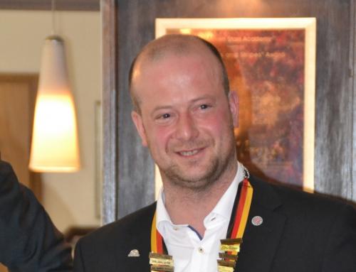 Reent Weerda ist neuer Tischpräsident