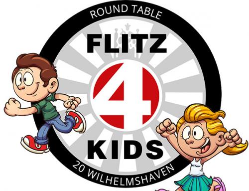 Spendenlauf Flitz4Kids geht in die zweite Runde